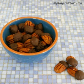 Chocolate Dipped Pecans Recipes