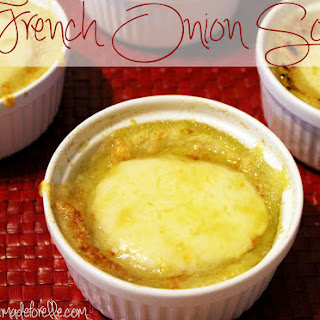 Crockpot French Onion Soup.