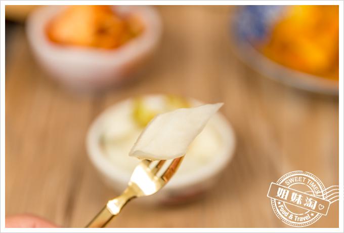 大頭韓式泡菜柚香蘿蔔4