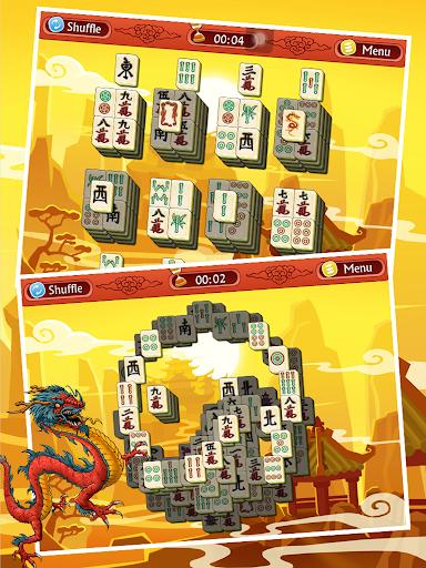 ud83cudc04 Mahjong Dragon Solitaire Free ud83cudc04 screenshots 2