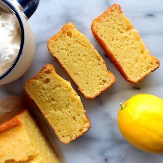 Greek Yogurt Lemon Loaf.