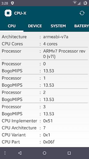 CPU-X