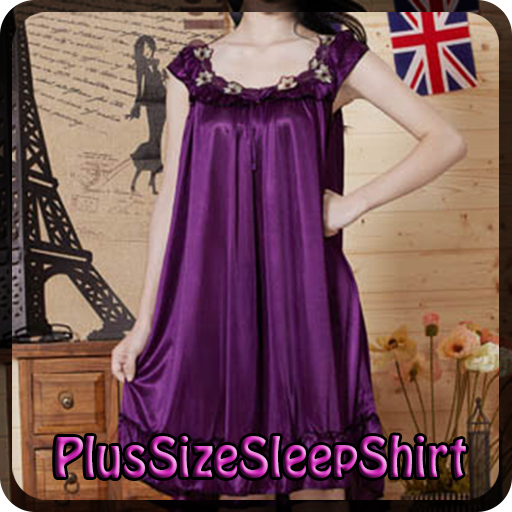 Plus Size Sleep Shirt