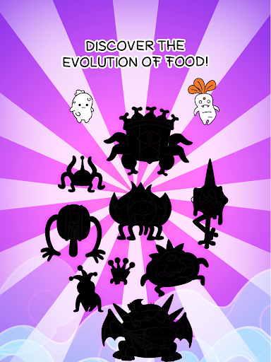 Food Evolution - Merge & Create Delicious Treats 1.0.2 screenshots 8