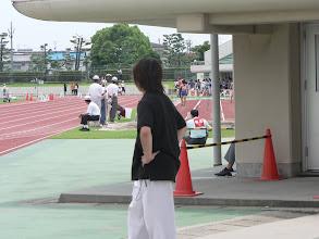 Photo: 友達のH君