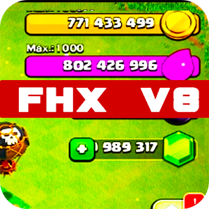 Fhx V8 Clash Of Clans Tricks Apk Download Fhx V8 Clash Of Clans