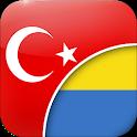 Turkish-Ukrainian Translator icon