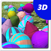 Pop Balloons & Balls 3D - Kids