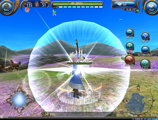 RPG Toram Online - MMORPG 3.3.31 Screenshots 22