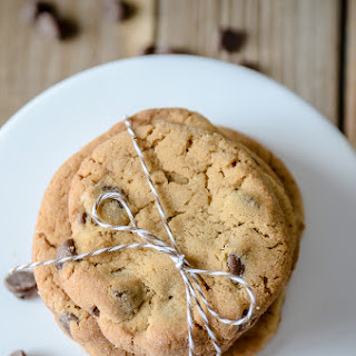 The BEST Peanut Butter Chocolate Chip Cookies!.