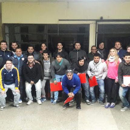 Campus de Captación para la Selección Uruguaya Sub 20 de Futsal en Ferro Carril