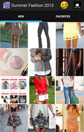 Summer Fashion 2015 Trends
