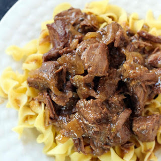 Root Beer Stewed Beef