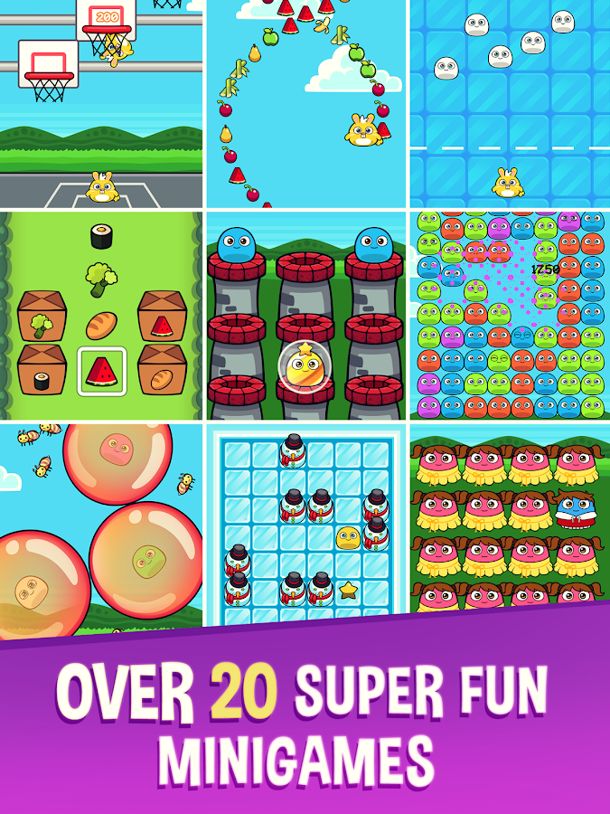 Screenshots of My Boo - Your Virtual Pet Game for iPhone