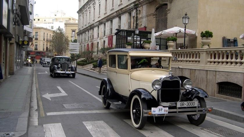 Imagen de archivo de una de las rutas.