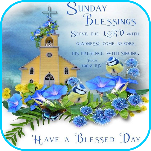 Happy Sunday Blessings Apps En Google Play