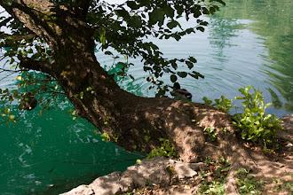 Photo: Maisemia järven rannalta.