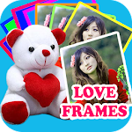 Love Frames and Collages Icon