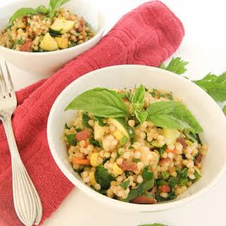 Warm Vegetable Couscous Recipes.