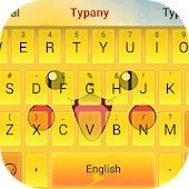 Pikachu Theme&Emoji Keyboard