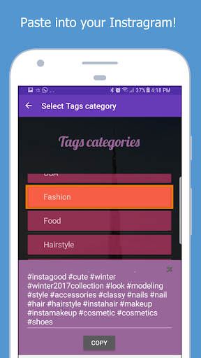 InstaBoost: Followers app (apk) free download for Android/PC/Windows screenshot