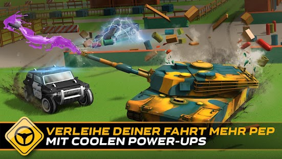 Splash Cars Screenshot