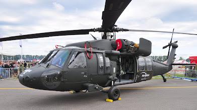 Photo: S-70i Black Hawk - wyprodukowany w PZL Mielec