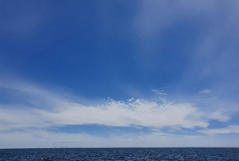 Điện thoại Samsung Galaxy A80 | Ảnh chụp bầu trời