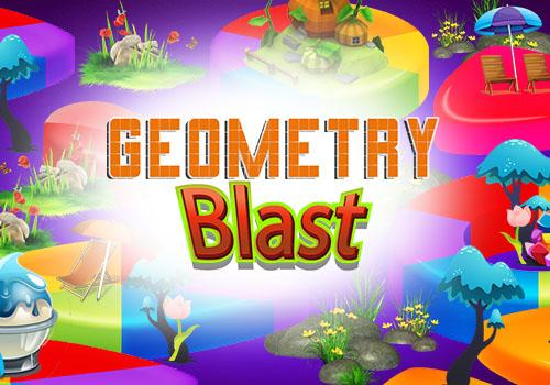 Geometry Blast: Square Only