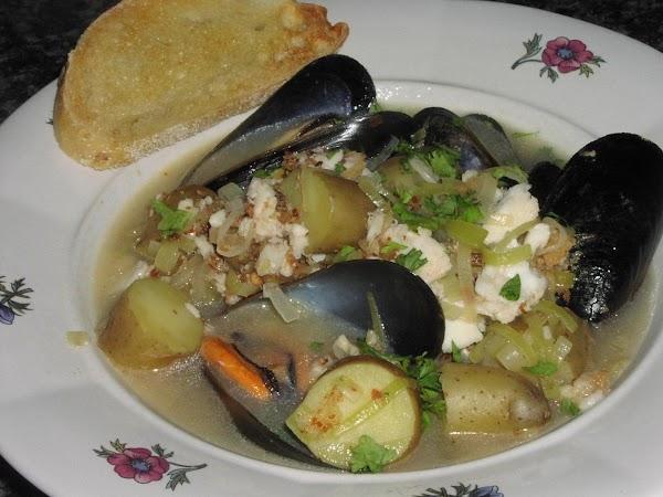 Quick Seafood Stew Recipe
