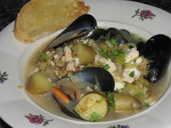 Quick Seafood Stew Recipe