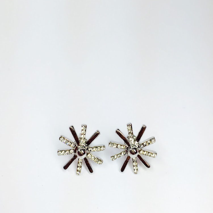 E052_S - S. The Sun's Heir Earrings by House of LaBelleD.