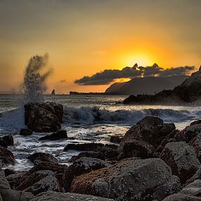 Freedom by Hsn Doel - Landscapes Sunsets & Sunrises ( #GARYFONGDRAMATICLIGHT, #WTFBOBDAVIS,  )