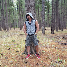 into the woods by Elmore Garcia - Sports & Fitness Fitness