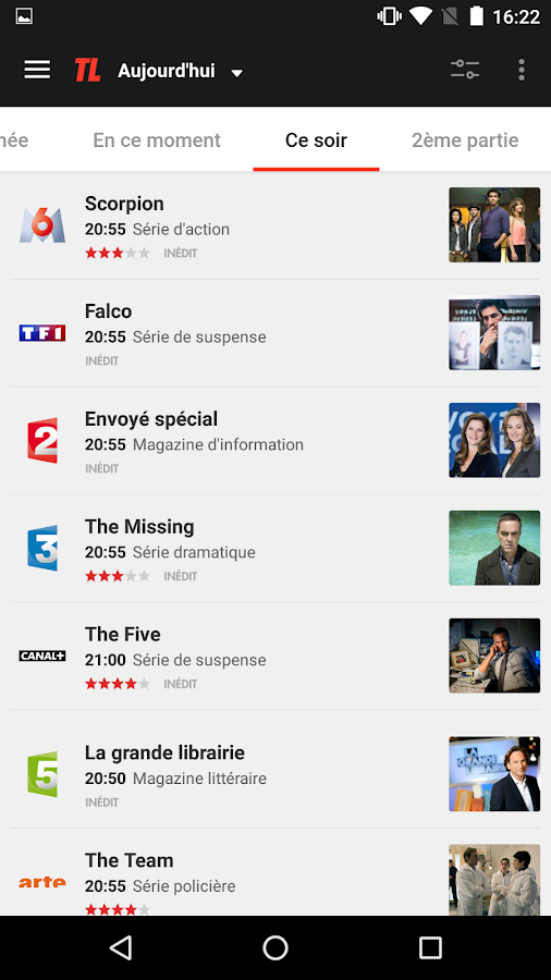 tv programm tele 5