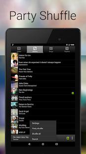 Music Player - Audio Player & MP3 Player- screenshot thumbnail