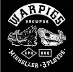 Logo of Warpigs Reptilian Overlord IPA