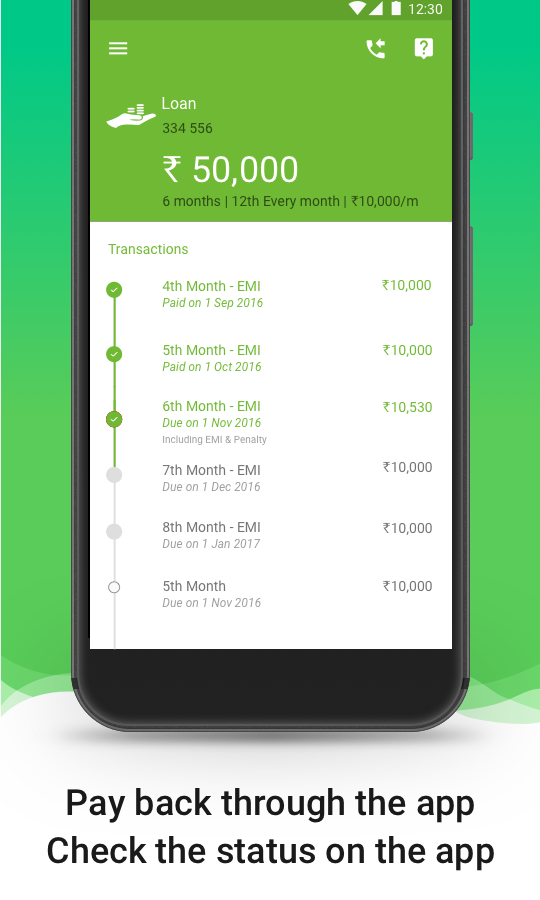 Money View Loans - Personal Loan- screenshot