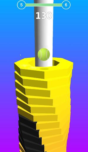 Stack Jump Ball 1.0.10 screenshots 4