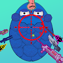 Crush Eggs! Clicker on eggs, a lot of weapons! icon