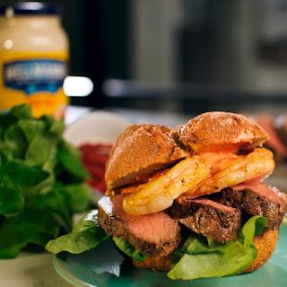 The Surf 'N' Turf Burger Recipe