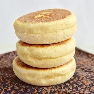 Homemade English Muffins.