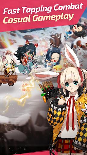 Blustone - Anime RPG & Clicker Game 1.4.3.5 screenshots 8
