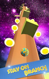 Rolling Ball 3D: Sky - náhled