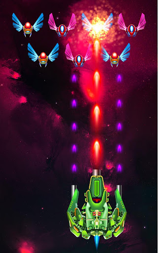 Galaxy Attacku00a0: Alien Shooter  captures d'u00e9cran 17