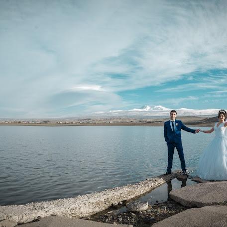 Fotógrafo de bodas Minas Kazaryan (MGArt). Foto del 17.11.2015