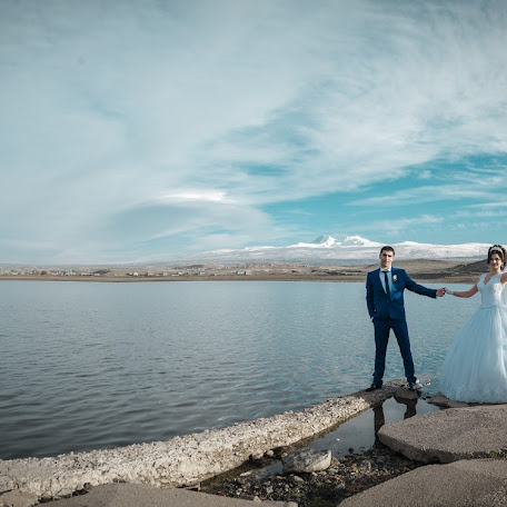 Wedding photographer Minas Kazaryan (MGArt). Photo of 17.11.2015
