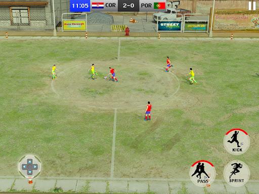 Street Soccer League 2020: Play Live Football Game 2.4 screenshots 8
