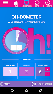 OhMiBod Remote- screenshot thumbnail