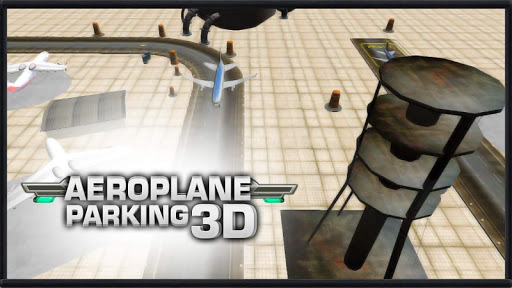 Aeroplane Parking 3D - screenshot